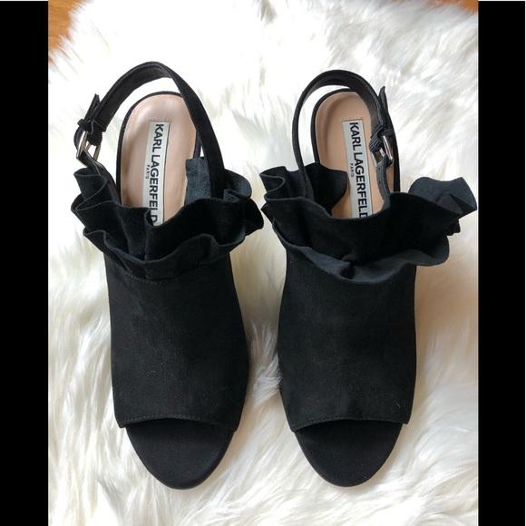 Karl Lagerfeld Shoes | Sale Paris